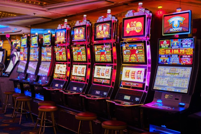 Explanation Why You Might Be Still An Novice At Slot online
